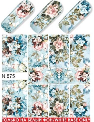 Water decal diva n875 diva nails shop - Diva nails prodotti ...