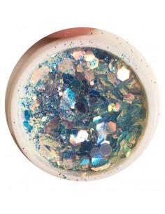 Glitter e scaglie ROSA