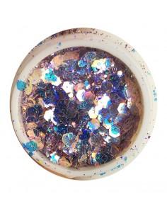 Glitter e scaglie BLUETTE