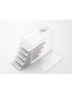 Organizer box Ciglia (5 lash pad)